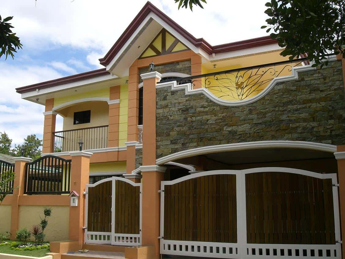 Outstanding Philippines House Gate Design 1127 x 845 · 198 kB · jpeg