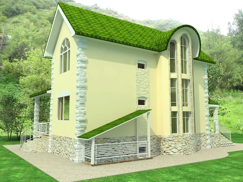fabulous a beautiful and attractive house design with beautiful small homes - Beautiful Small Houses