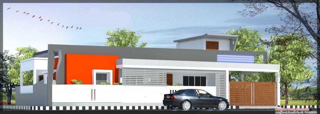 single-floor-house