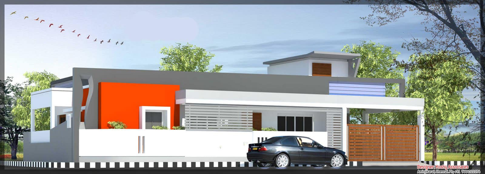single floor house plans india below 1500 sq ft keralahouseplanner