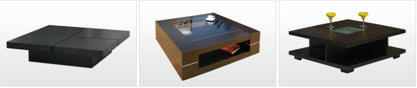 furniture beautiful center coffee table designs