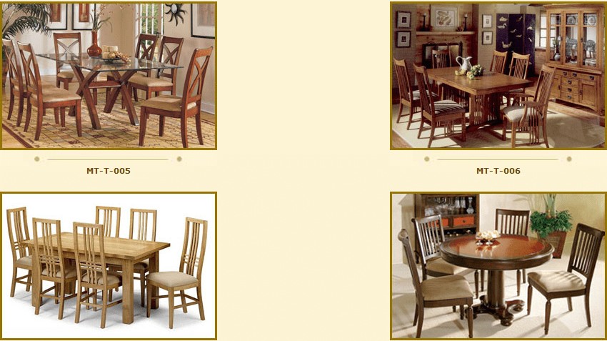 These. FURNITURE  Latest Kerala Home Dining Tables