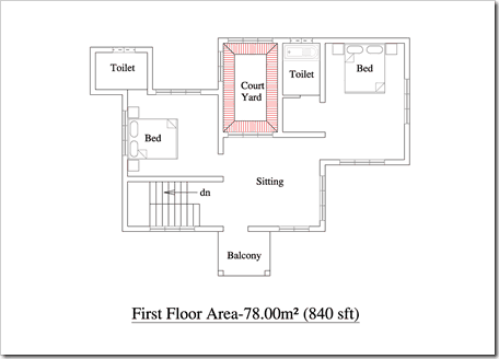 Latest House Designs on Home Floor Plans With Photo0001 Thumb Latest 3 Bhk Kerala Home Design