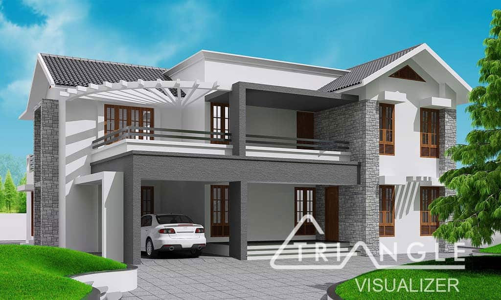Contemperory-Sloping-house-kerala-house-elevations.jpg