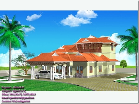 Kerala house plans with cost 35 lakhs keralahouseplanner for 3000 sq ft house cost