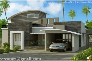 Modern Home Design Plans on House Plans Kerala Model Home Plans With