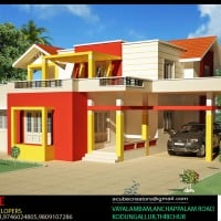 kerala house plan 4 bhk