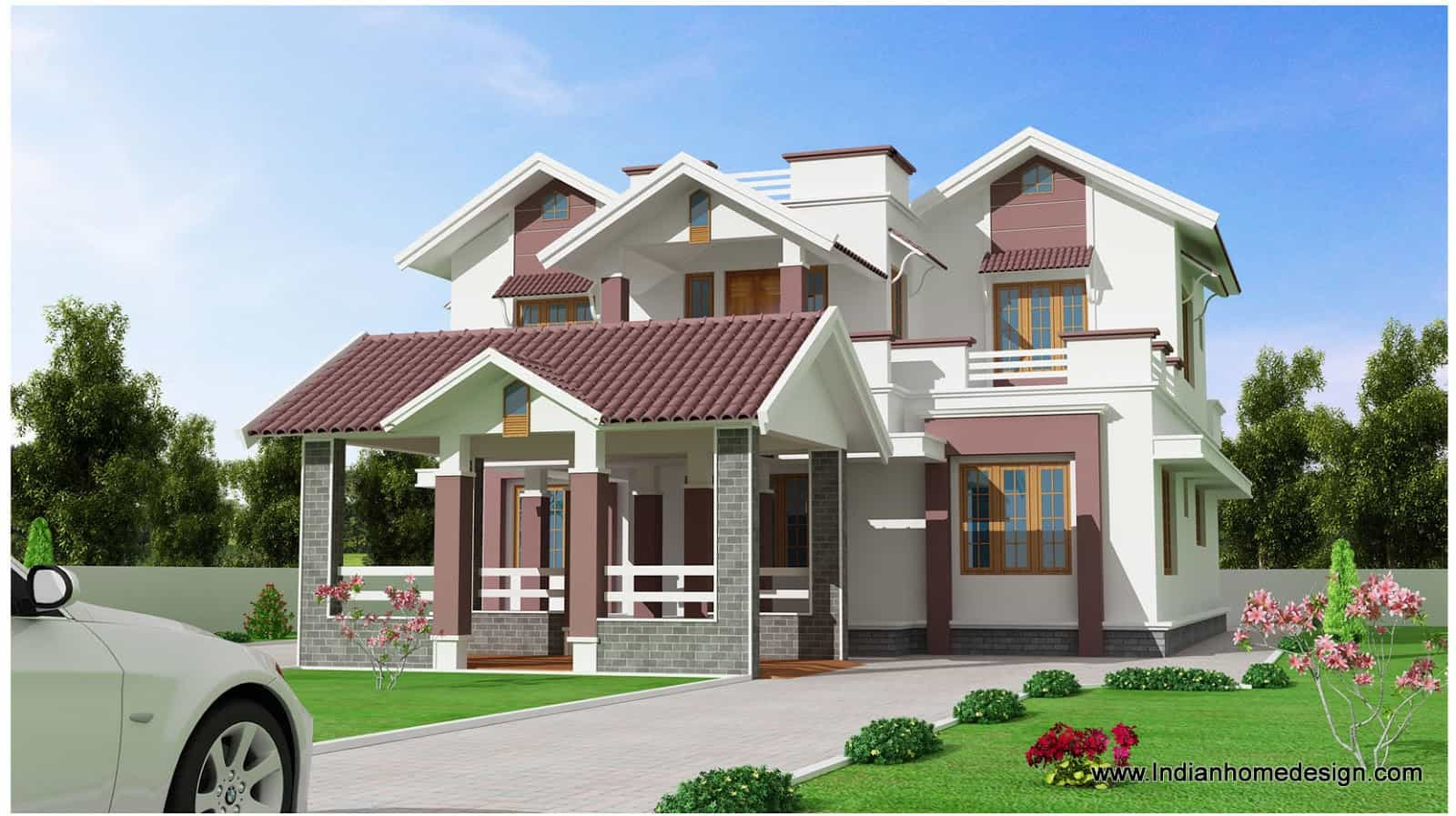 Fabulous Villas Kerala Home Designs 1600 x 897 · 329 kB · jpeg