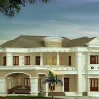 kerala bungalow home design