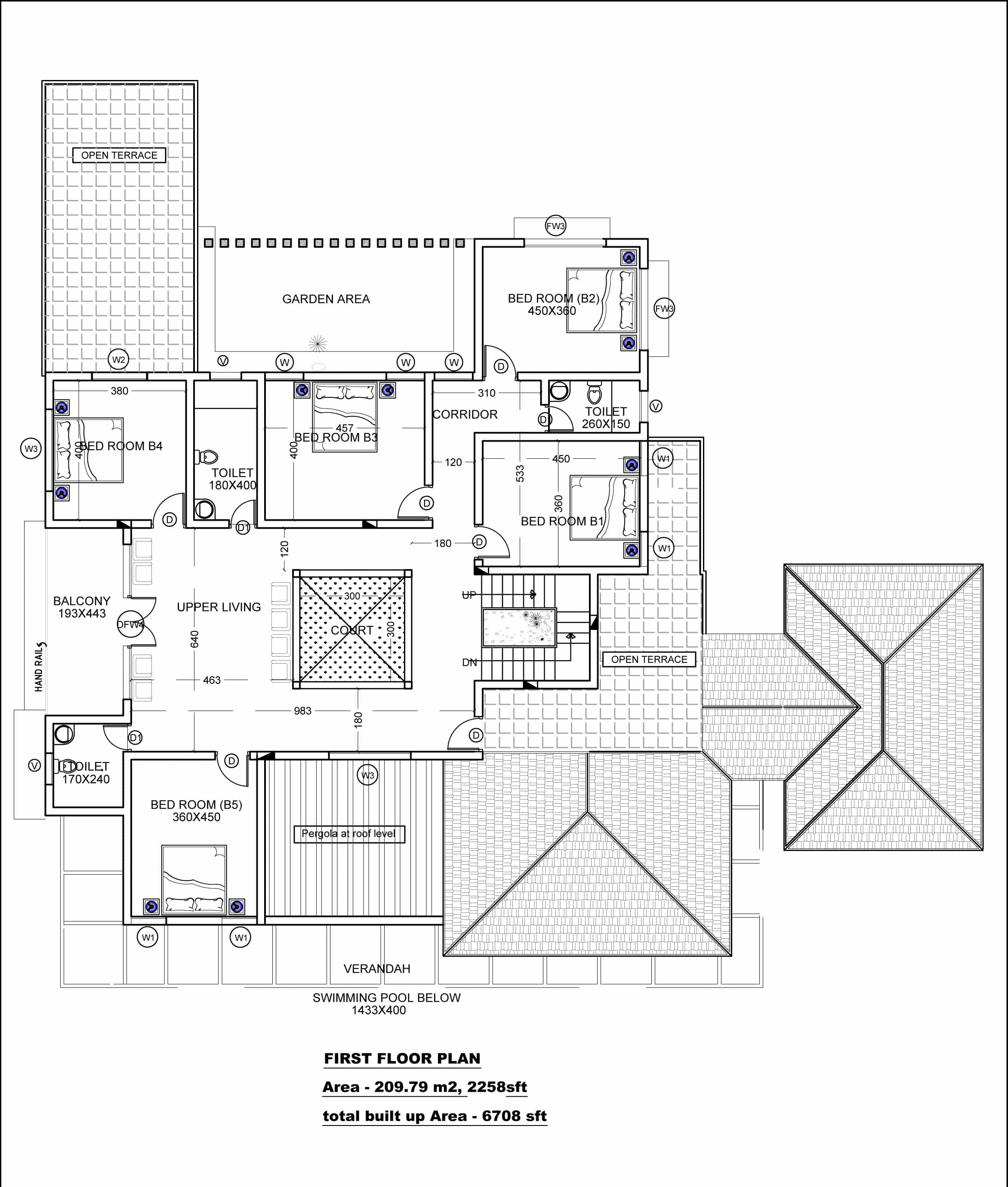 Very modern beautiful kerala house with plans House design templates