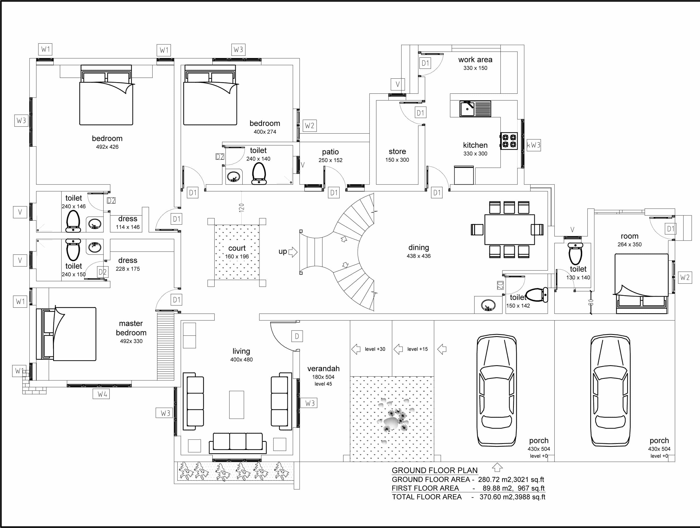 Kerala home floor plans joy studio design gallery best for Beautiful floor designs