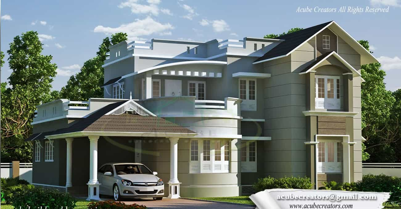 good villa elevation in kerala joy studio design gallery
