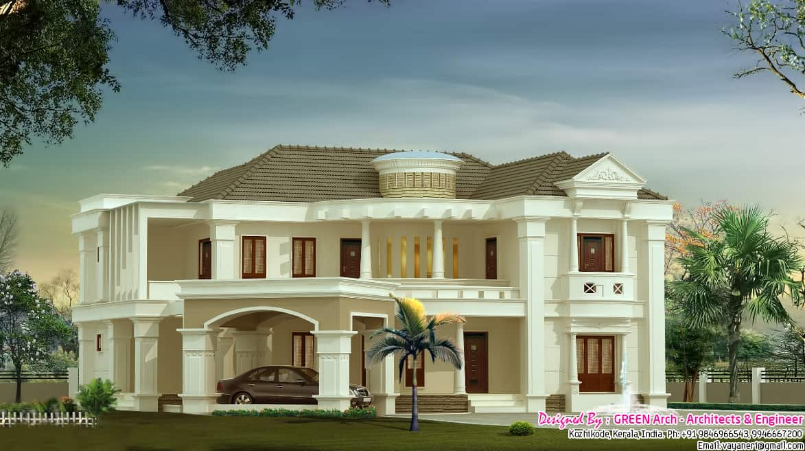 Bhk 3500 sq ft amazing luxury villa