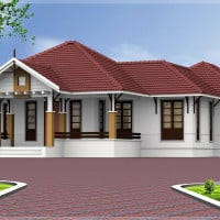 Kerala home at 2000 sq.ft