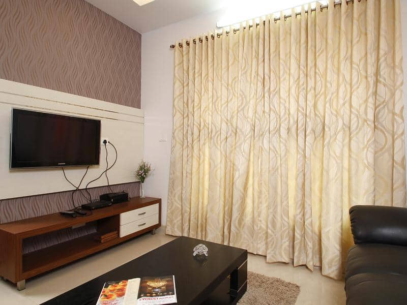 The TV Position Kerala Home Design