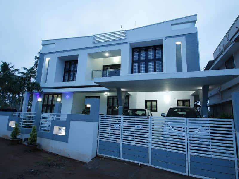 Kerala House Plans and Elevations   KeralaHousePlanner comkerala house plans