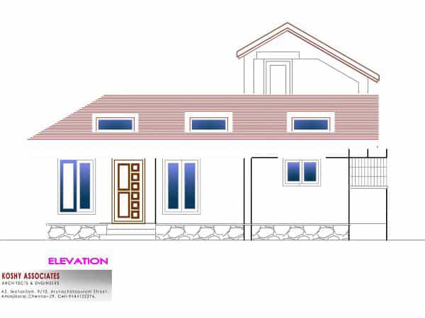 Small house plans in kerala 3 bedroom keralahouseplanner for Small home plan in kerala