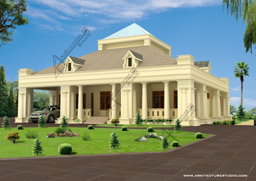 Kerala home design house plans indian budget models Indian home design