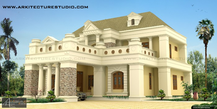 LUXURY COLONIAL STYLE