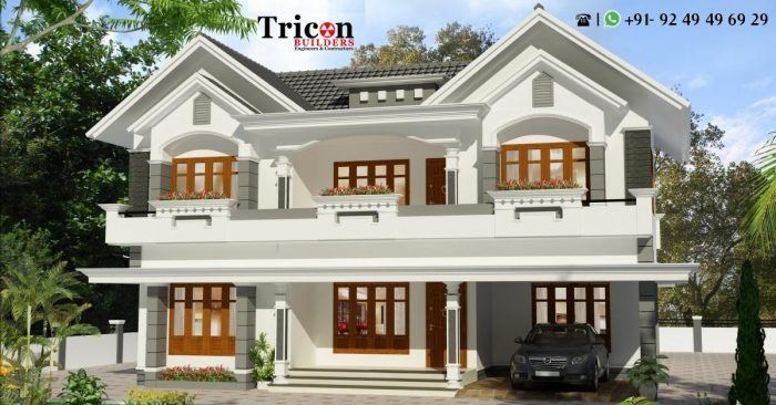 2585 sq ft house design