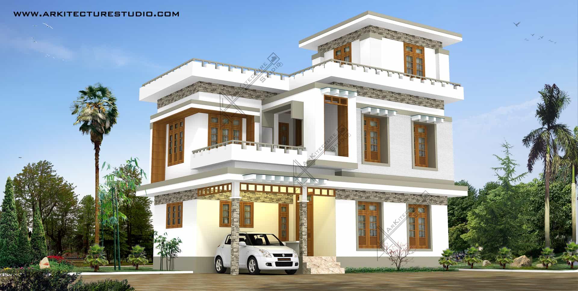All Home Design – Castle Home